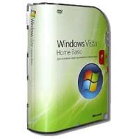 Microsoft Windows Vista Home Basic