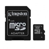 Kingmax KM-Micro-SD4G