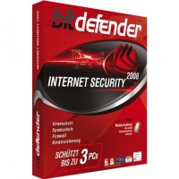 BitDefender Internet Security 2008 UpGrade