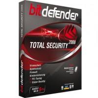 BitDefender Total Security 2008 OEM CD