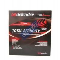 BitDefender Total Security 2008 Retail