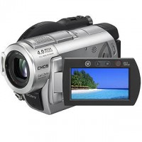 Sony Handycam DCR-DVD406E