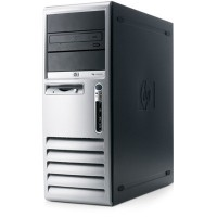 HP Compaq dc7700 Intel Core 2 Duo  E6300