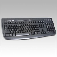 Logitech OEM KB 350 Black USB