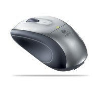 Logitech MS V320 CL Optical Black