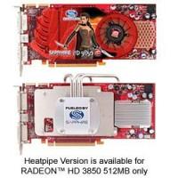 Sapphire SPH-EHD3850G 1024B256HDM