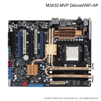 Asus M3A32-MVP-Deluxe/WiFi