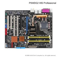 Asus P5WDG2-WS-Professional